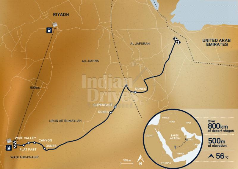 New Range Rover Sport Sets Fastest Recorded Time for 'Empty Quarter' Desert Crossing