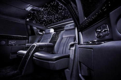 New Rolls Royce Celestial Phantom