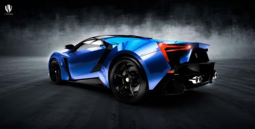 New W Motors SuperSport