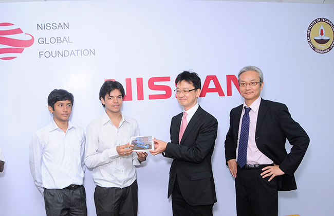 Nissan Global Foundation Awards
