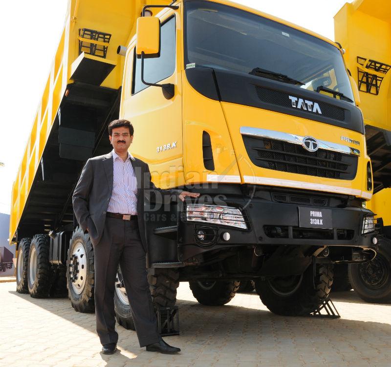 Tata Motors ConsTruck