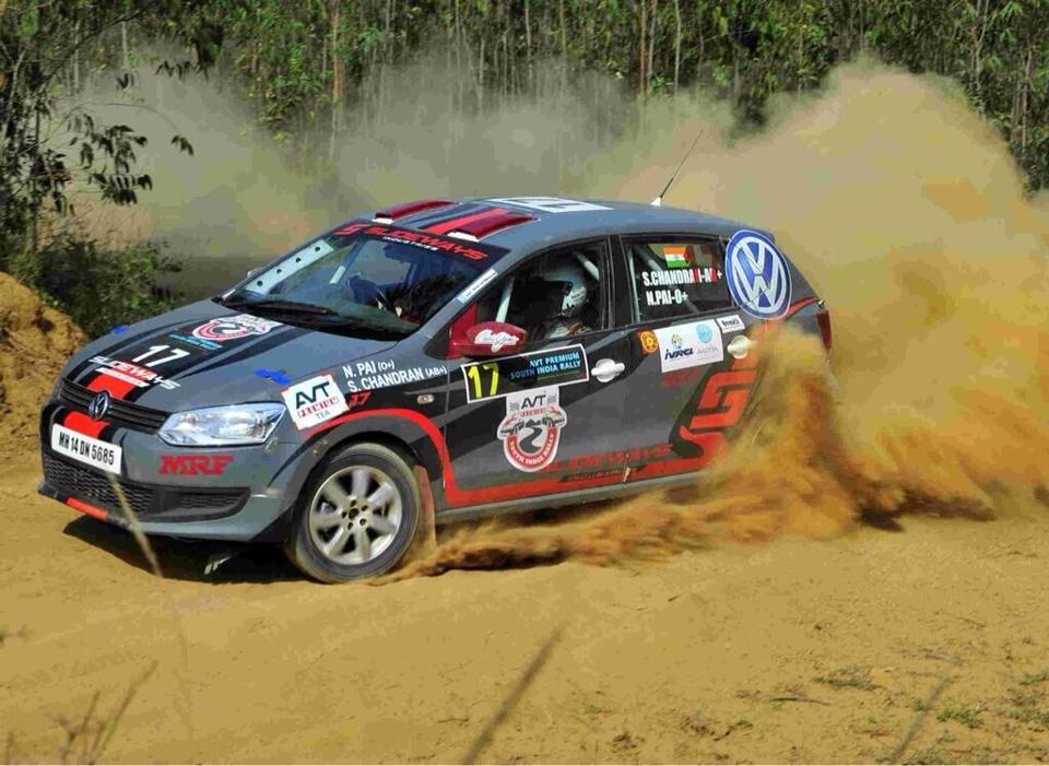 Volkswagen Motorsport India Develops Rally Spec Polo R2