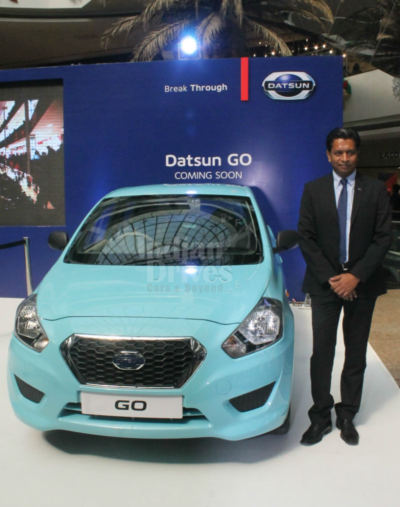 2013 Datsun GO
