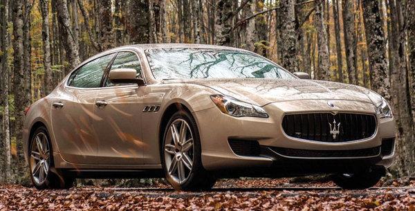 2014 Maserati Quattroporte Recalled