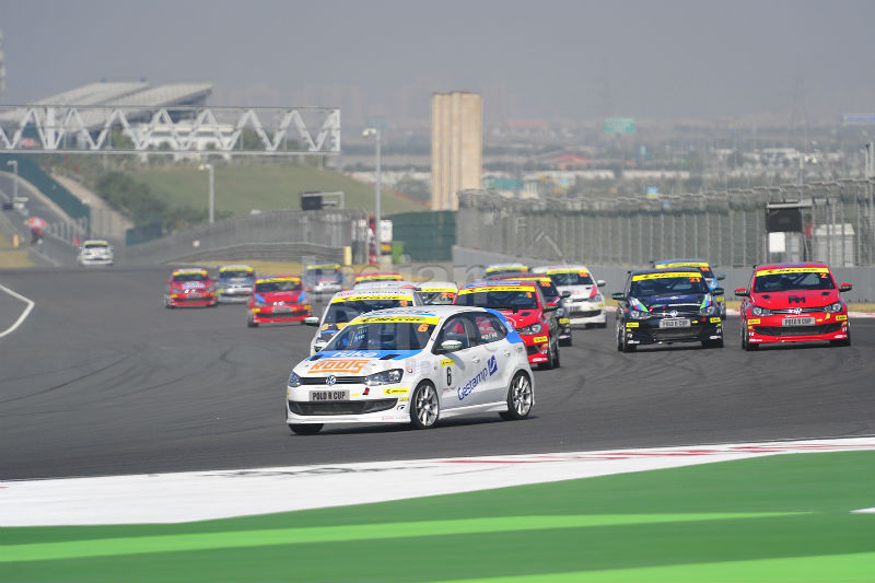2013 Volkswagen Polo R Cup Champion