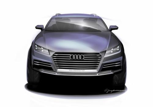 Audi Q1 crossover concept