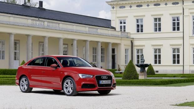 Audi Showcases Chauffeur of the Future