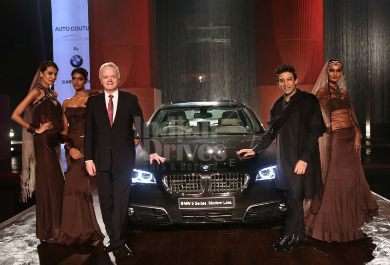 Auto Couture by BMW and Suneet Varma
