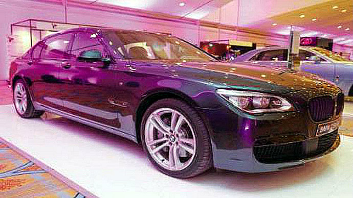 BMW 7 Series Li V12 M Bi-Turbo Launched in Saudi Arabia