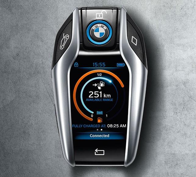 Bmw I8 Key Coolest Of All Indiandrives Com