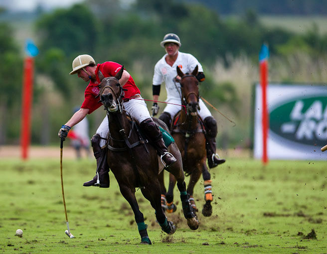 British Polo Day in India