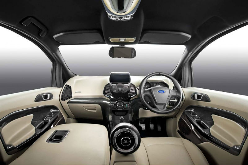 DC Design Ford EcoSport Interior