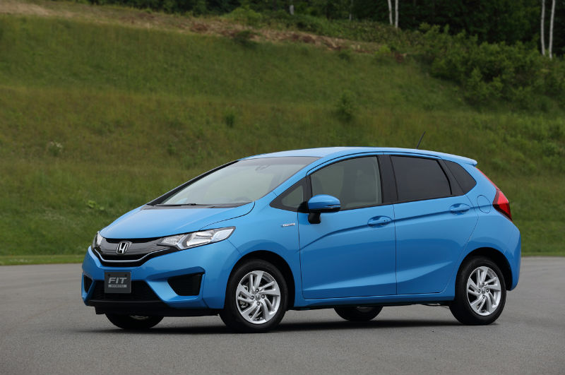 Honda Fit to reveal at Detroit