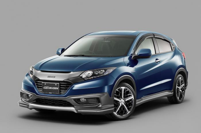 Honda Vezel by Mugen revealed