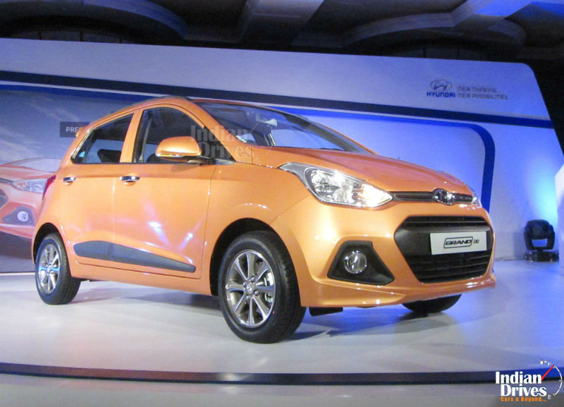 Hyundai Grand i10 wins the Indian Car of the Year 2014