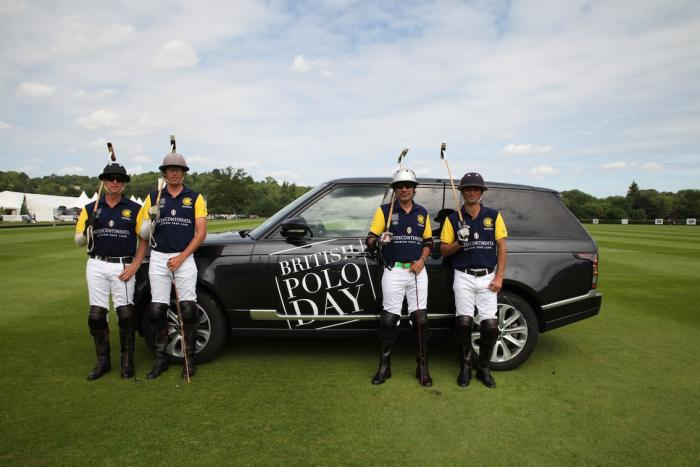 Land Rover to Host British Polo Day in India
