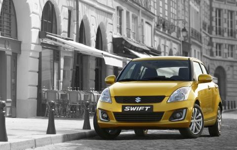 Maruti Suzuki Swift Facelift