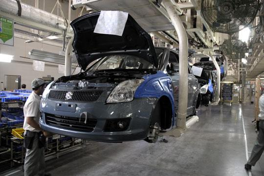 Maruti is planning to set up a plant in Sri Lanka