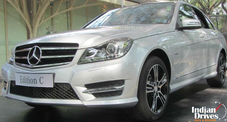 Mercedes Benz C-Class Edition C