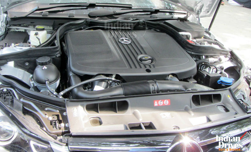 Mercedes Benz C-Class Engine