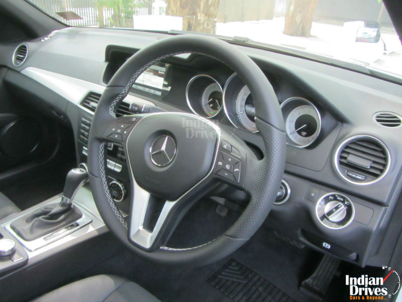 Mercedes-Benz C-Class Interiors View
