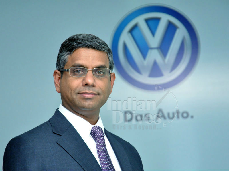 Mr. Mahesh Kodumudi President & Managing Director of Volkswagen