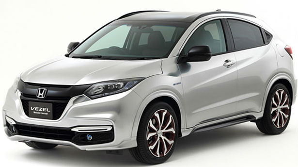 New Honda Vezel and Jazz
