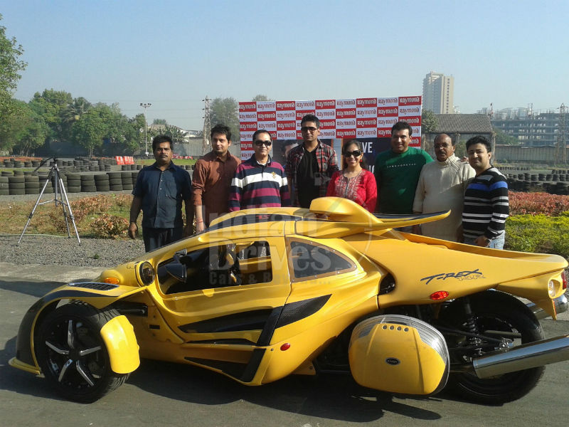 Raymond Concludes 'Drive for Passion' Contest