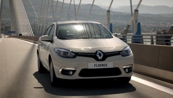 Renault Fluence Facelift