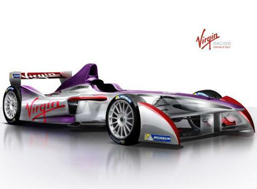 Virgin Enters Formula E
