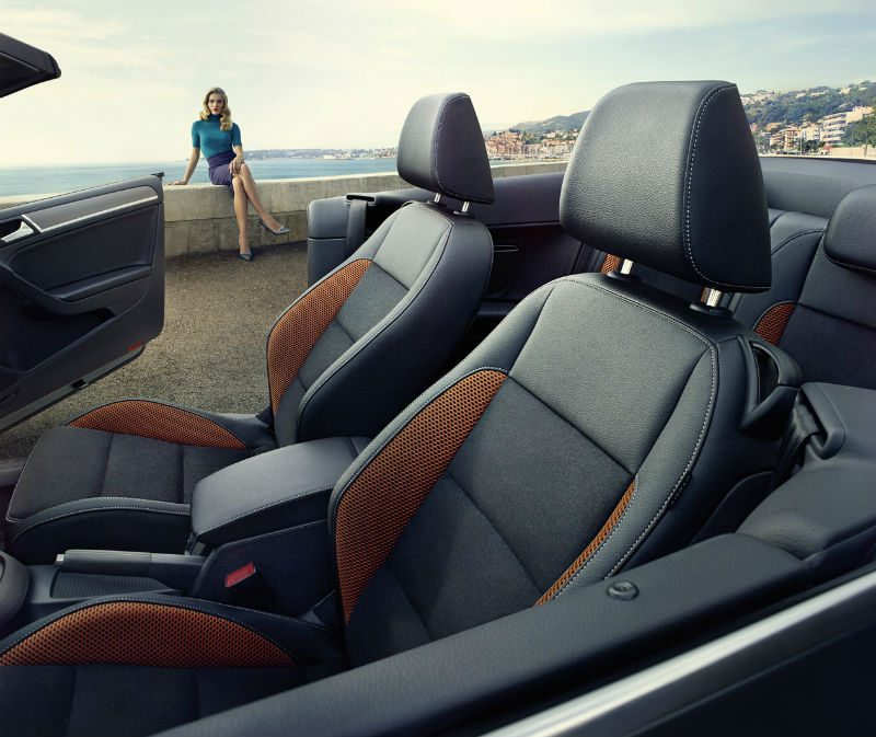 Volkswagen Golf Cabriolet Karmann Special Edition Launched in Germany