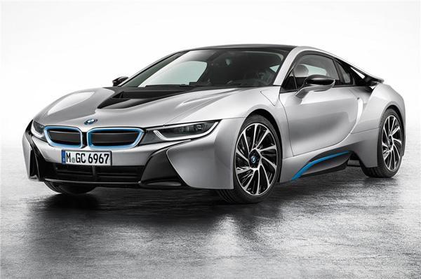 BMW Hybrid i8