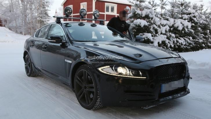 2015 Jaguar XS spied