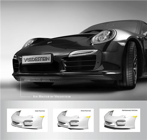 Apollo Tyres co-develop spoiler for Porsche 911 Turbo