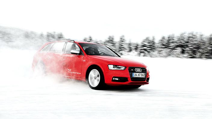 Audi Ice Experience