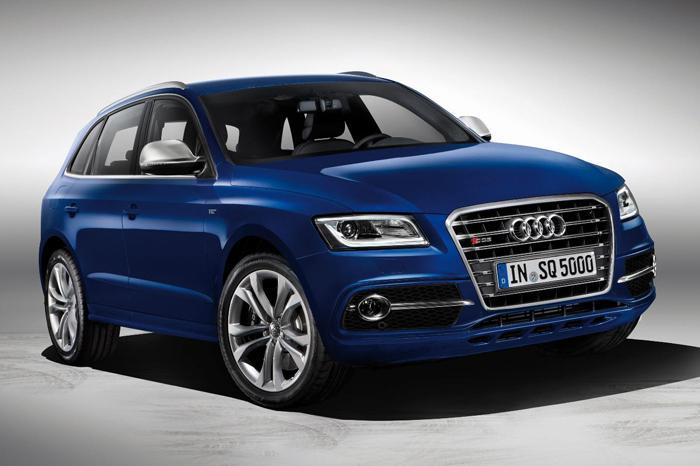 Audi RS7 sedan