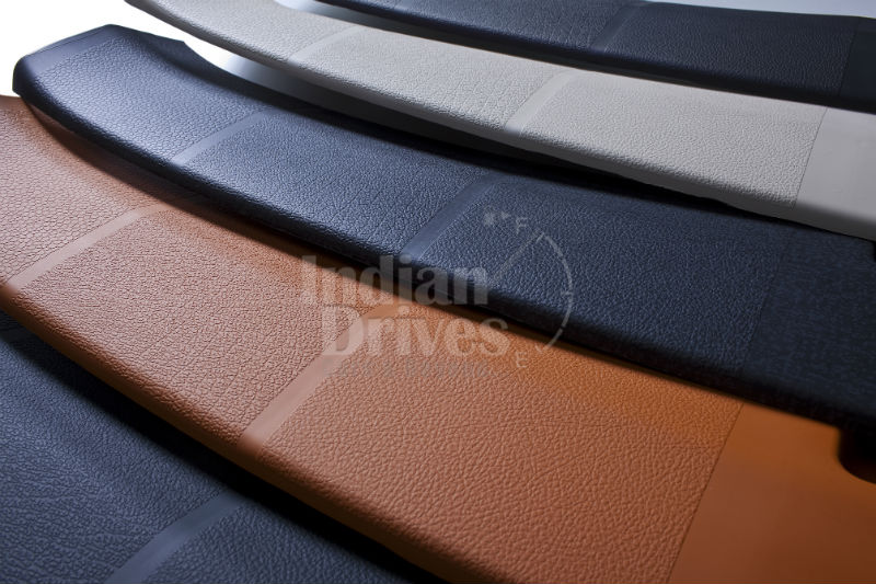 Soft-feel and High Scratch resistant Polypropylene Surfaces for Automotive Interiors