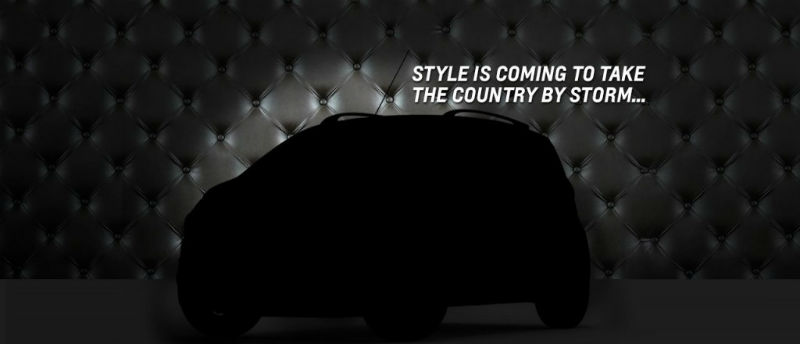 Chevrolet Teases Beat Facelift