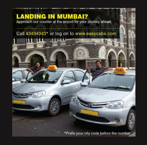 EasyCabs is now just a miss call away