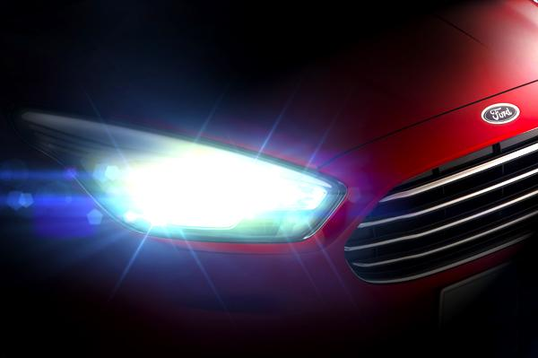 Ford to unveil compact car concept at the Indian Auto Expo