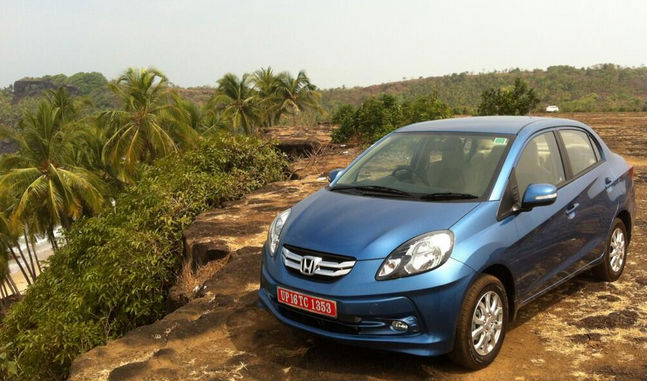 Honda Amaze SX Variant Launched at Rs. 6.22 lakh ex-showroom Delhi