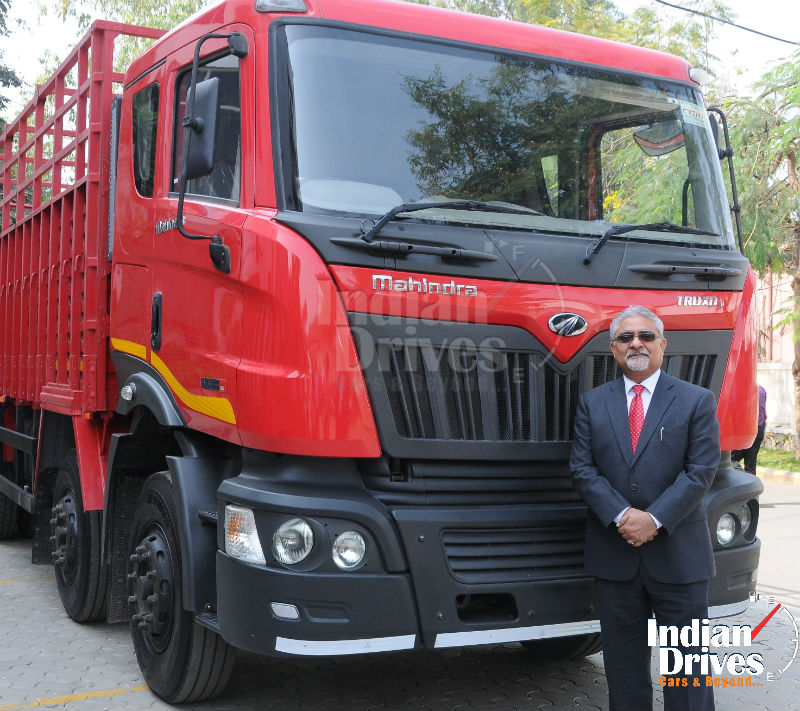Mahindra Trucks and Buses