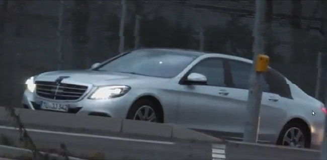 Mercedes Benz S600