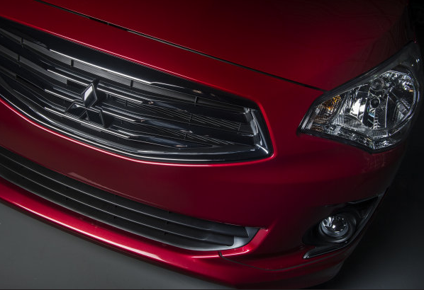 Mitsubishi Mirage Sedan to Debut at 2014 Montreal Motor Show