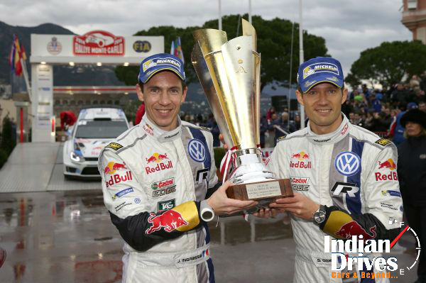 Volkswagen Motorsport in WRC