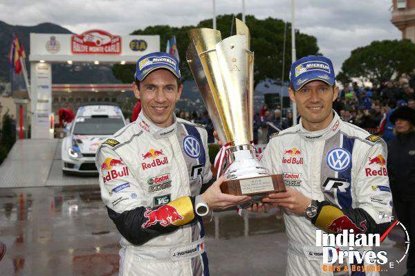 Volkswagen Motorsport in WRC