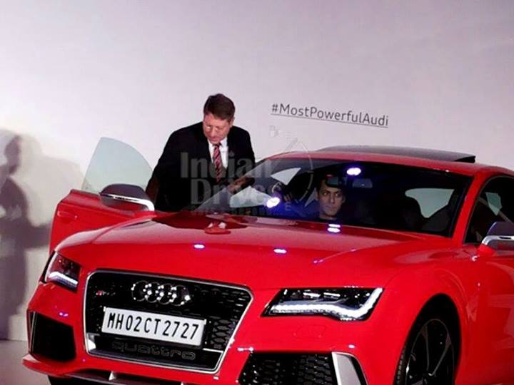 New Audi RS7 Launched in India