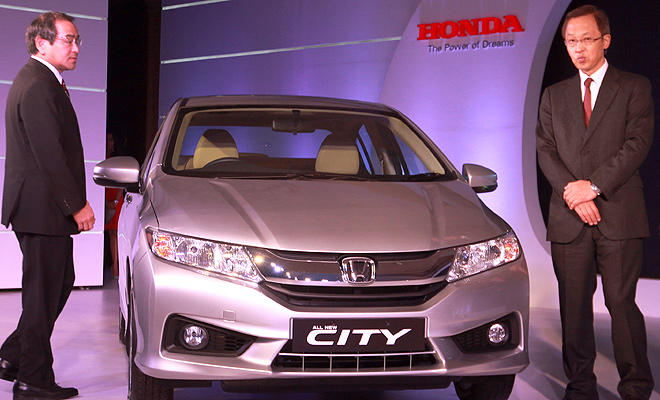 New Honda City diesel