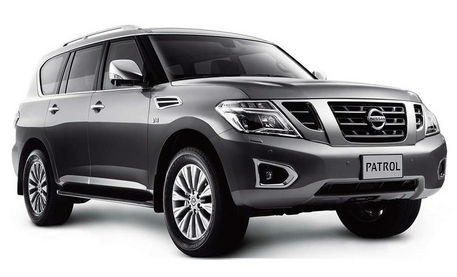 Nissan Patrol Facelift