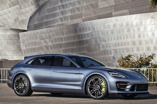Porsche to have 5-Series
